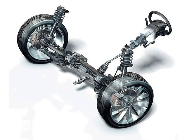 продам  Рулевая рейка для легкового авто Mazda 3 бу в Киеве