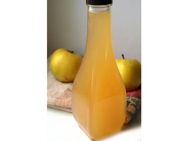 купить бу Домашний  яблочный, клубничный,сливовый, смородиновый уксус на меде в Полтаве