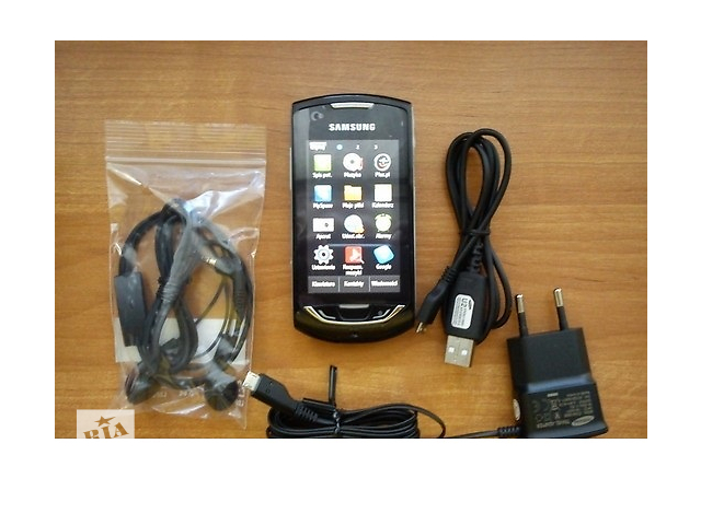 продам Samsung GT-S5620 оригинал бу в Киеве