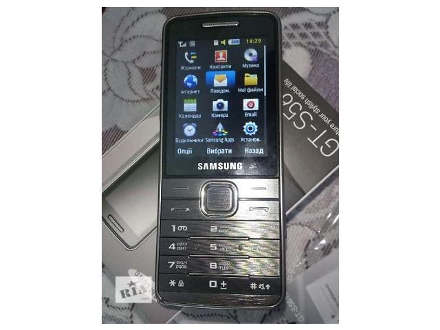 продам Samsung S5610 оригинал  бу в Киеве