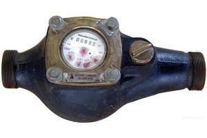 Счетчики воды  ВСКМ 40, СТВ 65, СТВ 80,СТВ 100, СТВ 150.