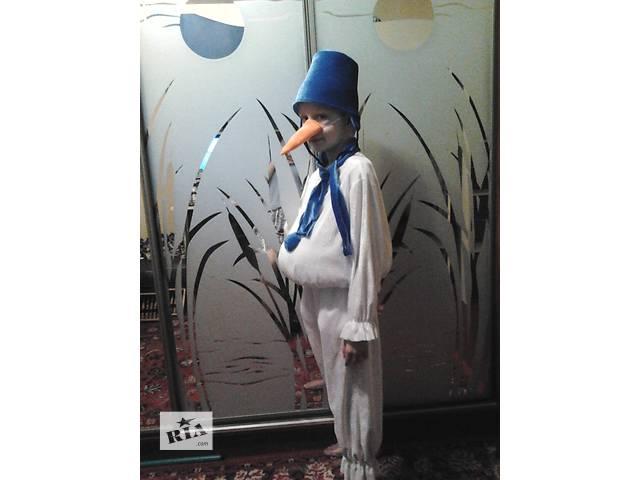 бу Сдам на прокат костюм снеговика в Киеве
