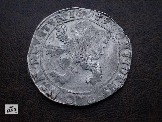 Серебро талер 1649-го года г.Кампен- объявление о продаже  в Черновцах
