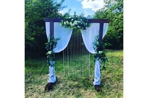 Аренда свадебной арки недорого