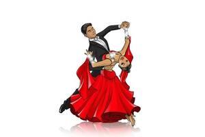 Бальные танцы для детей и взрослых.