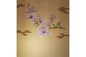 Барельєф, горельєф, художній розпис, рельєфне панно, картини в техніці: масло, пастель, акрил