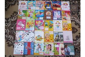 Брошурування зошитів у клітинку для чернеток