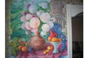 Дизайнерская роспись стен