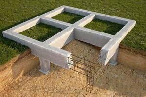 Фундаменты для коттеджей, БМЗ, подсобных помещений
