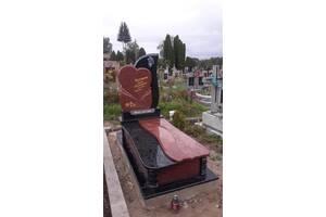 Гранитные Памятники (собственное Производство)