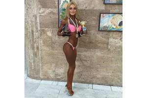 Індивідуальне пошиття купальників та fitness-bikini ателье купальників київ