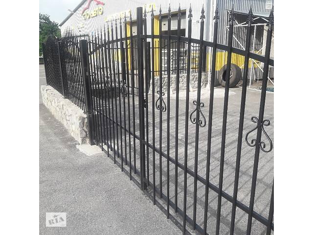 Металлоконструкции/Металлические Ограждения/Ворота/Секционные Заборы