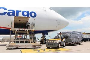 Международные грузовые авиаперевозки генеральных и опасных грузов ISLOGIX