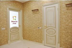 Монтаж входных и межкомнатных дверей, плинтуса