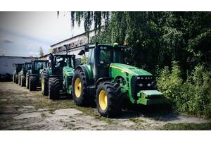 Предоставляем услуги обработки почвы и аренды тракторов,комбайнов.