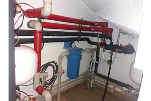 Отопление, водоснабжение, канализация, вентиляция. Монтаж и реконструкция систем.