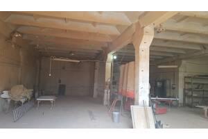 Оренда приміщення деревообробного цеху