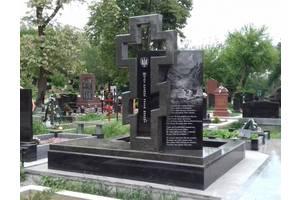 Памятники, портрет на камне, доставка, установка. Киев