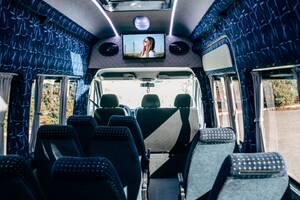 Пасажирські перевезення, автобус на замовлення, трансфер, оренда