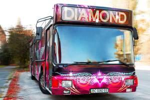 Пати Бас Party Bus Одесса.