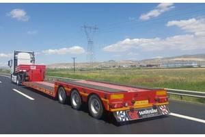 Перевезення негабаритного вантажу.