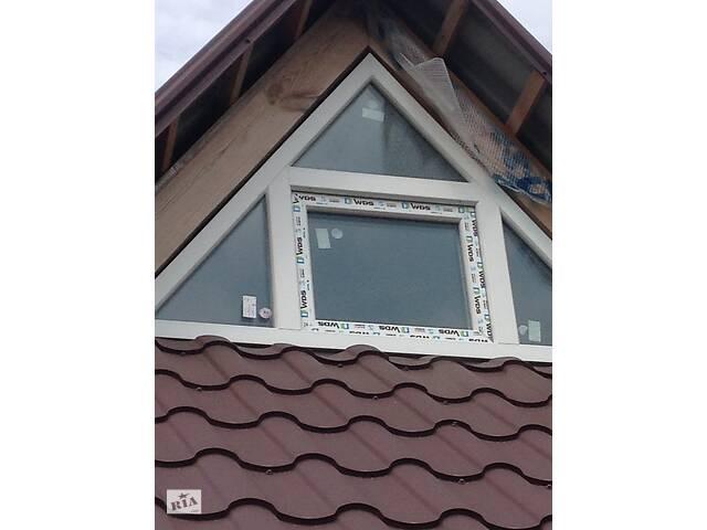 продам Пластиковые окна WDS бу в Фастове