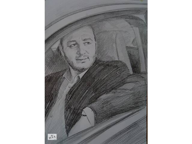 продам Портрет карандашом бу в Запоріжжі