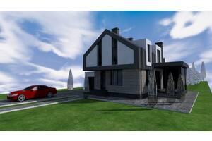 Проекты будиків и сооружений под заказ