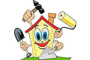 Профессиональный ремонт домов квартир офисов