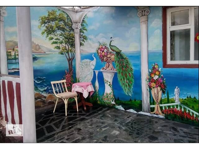 Разрисую ваши стены в красочные и веселые краски жизни. Цены разные, зависит от сложности вашей задумки. - объявление о продаже  в Житомире
