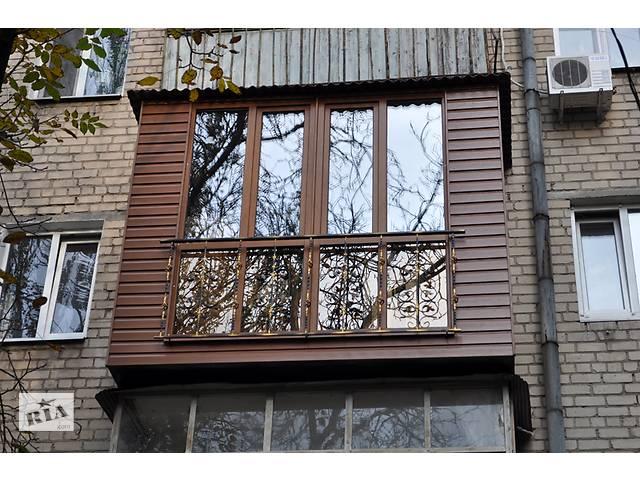 бу Ремонт балконов под ключ - Отличные цены для всех  в Украине