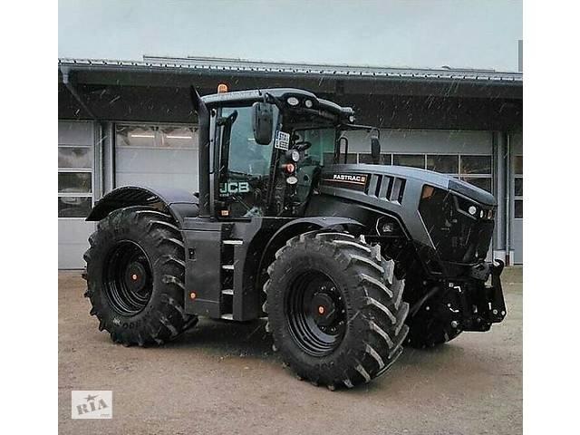 бу Ремонт гидравлики тракторов JCB  в Украине