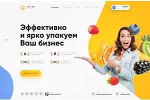 Сайт под ключ•Landing page•Логотип•Дизайн страниц•Интернет-магазин