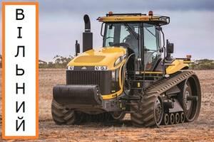 Сдается в аренду трактор CATERPILLAR Challenger 755