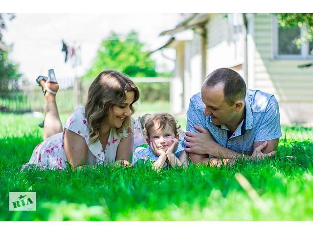 бу Семейные фотосессии в Ивано-Франковской области
