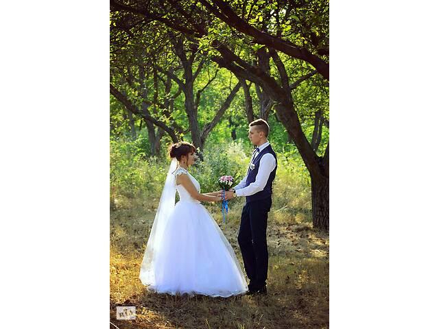 Свадебная фотосессия- объявление о продаже  в Мариуполе