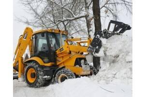 Уборка Снега, Экскаватор-погрузчик, Вывоз снега
