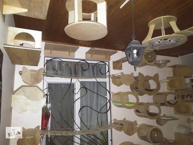 продам Уютная мебель для животных - лежанки домики гамаки бу  в Украине