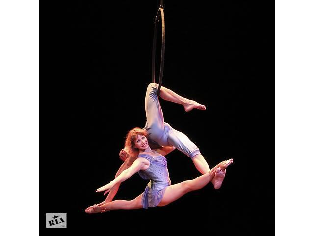 купить бу Воздушные гимнасты #Дуэт Примавера# Заказ артистов на мероприятие   в Украине