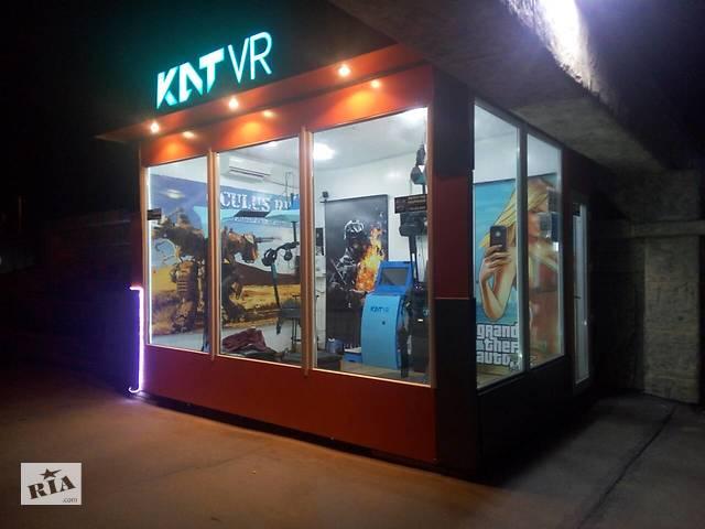 купить бу VR станція, симулятор Kat Walk Junior, готова (під бізнес)  в Україні