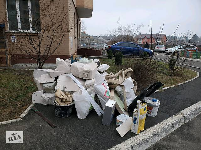 купить бу вивоз мусора в Виннице