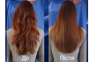 Качественное кератинирование, нанопластика и ботокс волос по доступной цене