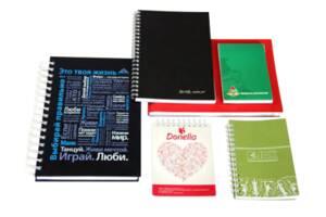 Ежедневники и блокноты