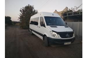 Заказ аренда автобуса микроавтобуса Sprinter в Мелитополе. Пассажирские перевозки