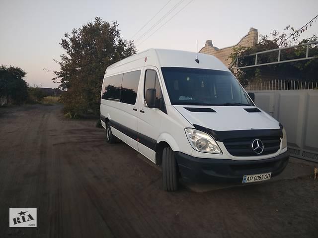 Заказ аренда автобуса микроавтобуса Sprinter в Мелитополе. Пассажирские перевозки- объявление о продаже  в Запорожской области