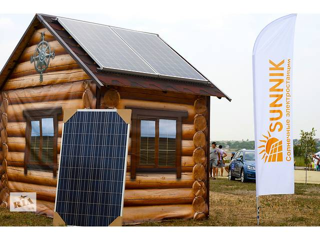 Солнечные батареи Николаев 30 кВт- объявление о продаже  в Николаеве