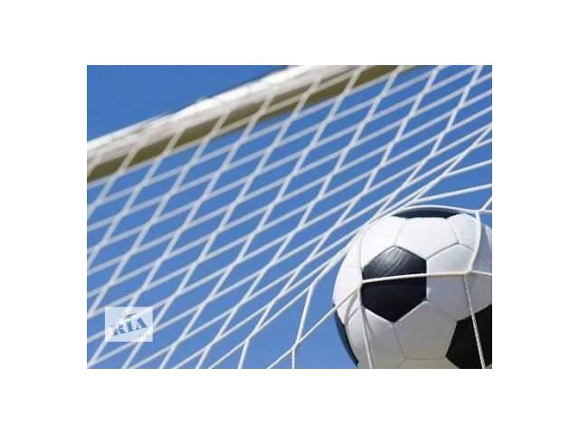 Сетки спортивные, сетки оградительные разделительные для спортзала, корта, стадиона- объявление о продаже  в Киеве