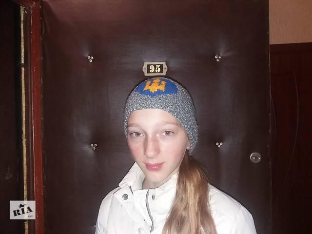 купить бу Шапка с гербом унисекс в Киеве