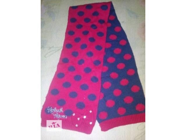 бу  Шарфик для девочки Minnie Mouse Disney  в Днепре (Днепропетровск)