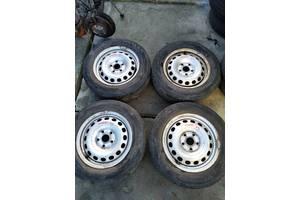 колеса в зборі фольксваген кадді   Б/у шины для Volkswagen Caddy